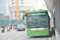 Năm 2030: Hà Nội sẽ có thêm 7 tuyến buýt BRT mới