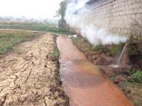 Hưng Yên: Công ty TNHH Tuấn Cường xả thải gây ô nhiễm môi trường