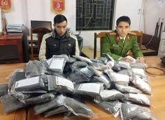 Thanh Hóa: Thu giữ 10 kg pháo hoa đang trên đường vận chuyển