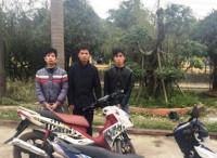 Thanh Hóa: Bắt nhóm đối tượng gây ra hàng loạt vụ cướp trong đêm