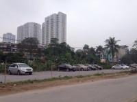 """Phường Quang Trung (Hà Đông, Hà Nội): Ai """"làm ngơ"""" cho bãi xe tự phát?"""