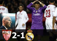 Real Madrid hết bất bại: Khi không còn áp lực