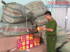 Ngành công an tỉnh Lạng Sơn: Đấu tranh quyết liệt với tội phạm vận chuyển pháo nổ