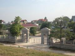 """Xã Xuân Canh (Đông Anh, Hà Nội): Tiếp công trình """"khủng"""" xây dựng trên đất nông nghiệp"""