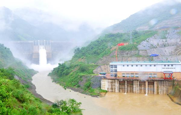 Đầu tư xây dựng thủy điện Mỹ Lý và Nậm Mô 1 - Hình 1