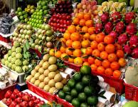 Hải Phòng: Tràn lan hoa quả không rõ nguồn gốc 'đội lốt' hàng xịn