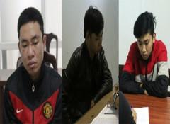 TP. Đà Nẵng: Bắt 3 nghi phạm giết người do va chạm giao thông