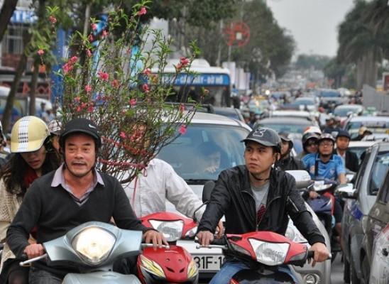 Công bố 11 số đường dây nóng tiếp nhận thông tin về giao thông dịp Tết