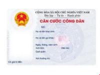 Người làm thẻ căn cước công dân lần đầu không phải nộp phí