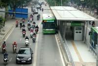 Hà Nội: Miễn phí xe buýt BRT cho người dân trong dịp Tết Nguyên đán