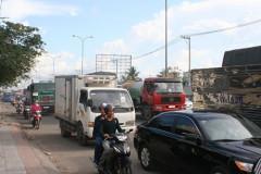 Hà Nội: Cấm xe tải từ 3,5 tấn trở lên lưu thông trên đường Thạch Bàn