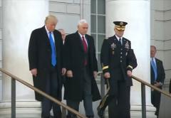 Lễ nhậm chức của Tổng thống Mỹ Donald Trump