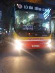 Vụ xe buýt Hải Phòng ngang nhiên vào đường cấm: Do Cảnh sát giao thông điều động?