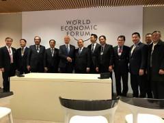 Thủ tướng kết thúc chuyến tham dự Hội nghị WEF tại Thụy Sĩ