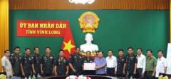 Tình đoàn kết hữu nghị Việt Nam - Campuchia ngày càng bền chặt