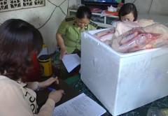 Cao Bằng: Phát hiện 200kg vịt không rõ nguồn gốc sắp mang đi tiêu thụ