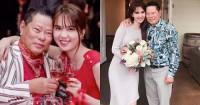 """Ngọc Trinh – Hoàng Kiều: """"Cặp đôi ông cháu"""" ồn ào nhất showbiz Việt"""