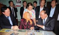 Thủ tướng chúc Tết, tri ân Mẹ Việt Nam anh hùng ở Quảng Nam
