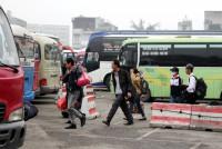 Nhu cầu xe khách những ngày cận Tết tăng mạnh
