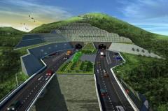 Giải ngân vốn trái phiếu chính phủ DA hầm đường bộ Đèo Cả