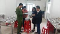 Hà Nam: Kiểm tra 32 cơ sở thực phẩm dịp Tết Nguyên đán Đinh Dậu 2017