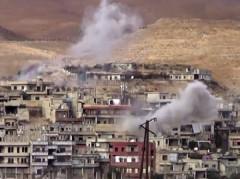 Syria: Hơn 2.600 phiến quân hạ vũ khí ở thung lũng Wadi Barada