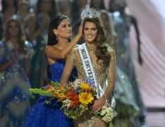 Người đẹp Iris Mittenaere Pháp giành vương miện Hoa hậu Hoàn vũ