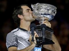 Đả bại Nadal, Federer lần thứ năm đăng quang Australian Open