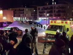 Canada: Xả súng tại Trung tâm Hồi giáo làm ít nhất 5 người thiệt mạng