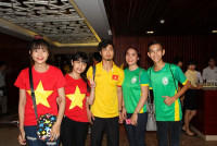 Giao hữu giữa U23 Việt Nam và U23 Malaysia: Sức nóng của Công Phượng và Văn Toàn