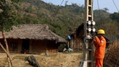 Cái Tết đầu tiên được sử dụng điện lưới của người Mông bản Tèn