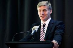 New Zealand: Thủ tướng Bill English kêu gọi tổ chức bầu cử