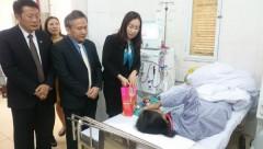 Sở Y tế Hải Phòng: Kiểm tra công tác khám chữa bệnh trong dịp Tết Nguyên đán 2017