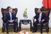 Thủ tướng Nguyễn Xuân Phúc tiếp cựu Thượng nghị sỹ Hoa Kỳ