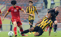 Công bố giá vé trận U23 Việt Nam - U23 Malaysia