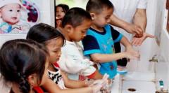 Bệnh tay chân miệng lại hoành hành tại 57 tỉnh, thành phố