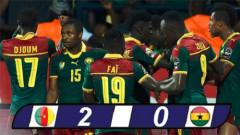 Cameroon đấu Ai Cập ở chung kết CAN 2017