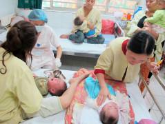 Thanh Hóa: Bệnh nhân nhi tăng đột biến sau Tết