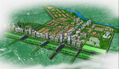 Hà Nội: Điều chỉnh cục bộ quy hoạch Khu đô thị mới Thanh Lâm - Đại Thịnh 2