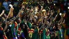 Đánh bại Ai Cập, Cameroon vô địch AFCON 2017