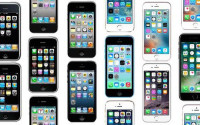 """Iphone lần đầu tiên """"thất thế"""" tại Trung Quốc"""