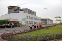 Hải Phòng: Bệnh viện Đa khoa Hải Phòng giai đoạn 1 đã hoàn thiện 91%