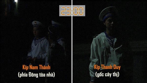 """Thanh Duy, Trương Nam Thành phải vượt qua thử thách """"sợ ma"""" trong tập 4 """"Sao Nhập ngũ"""""""