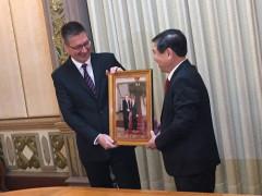 Đại sứ Phần Lan: Sẵn sàng chia sẻ và hợp tác với TP. HCM để cùng phát triển
