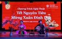 Văn nghệ mừng Tết Nguyên tiêu dành cho cộng đồng người Việt Nam ở Nga