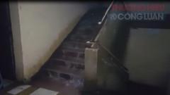 TP. HCM: Vỡ đường ống nước Cư xá Thanh Đa, người dân khốn đốn