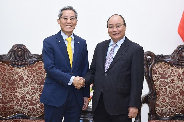 KB Kookmin muốn mở rộng đầu tư kinh doanh tại Việt Nam - Hình 1