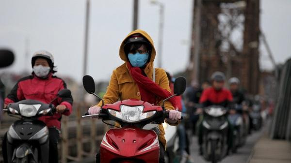 Thời tiết 12/2: Miền Bắc rét đậm, mưa, Hà Nội không mưa - Hình 1