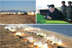 Liên hợp quốc, Lầu Năm Góc chỉ trích mạnh mẽ vụ Triều Tiên phóng tên lửa