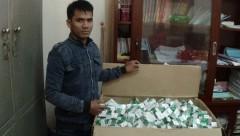 """Tây Ninh: Bắt giữ lô thuốc tân dược """"khủng"""" nghi nhập lậu"""